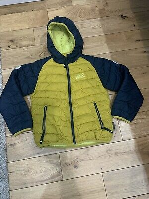 jack wolfskin jacket 6-7 Years 128cm