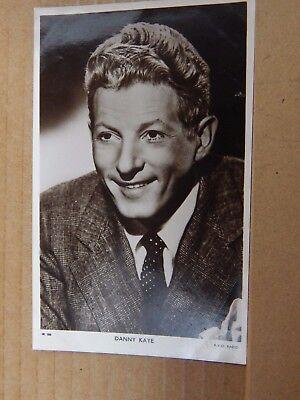 Postcard Picturegoer Danny Kaye  Real photo unposted