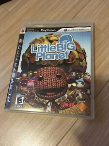 PlayStation 3 game: little big planet