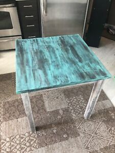Butcher Block Dinning Table