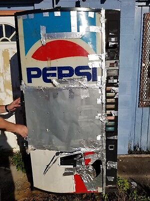 Pepsi Soda Machines (Pepsi DIXIE NARCO brand soda pop machines working cold pick up only  )