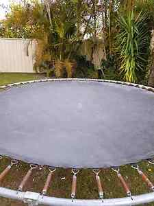 Trampoline 10ft action Dianella Stirling Area Preview
