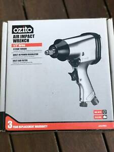 Brand New Ozito 1/2 inch Air Impact Wrench