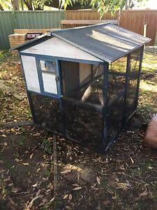 Hen house rabbit hutch cage chook pen Padbury Joondalup Area Preview
