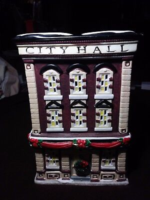 Coca Cola Town Square Collection  City Hall  1993