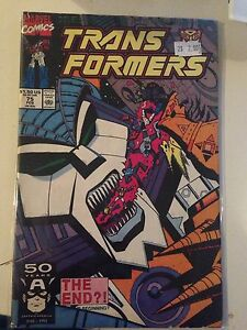 Transformers #75 Dianella Stirling Area Preview