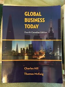 MSVU Global Business Today - 4th Canadian edition