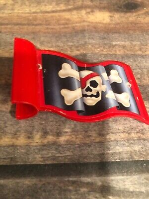 Fisher Price Great Adventures Pirate Ship Replacement Flag