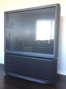 """Sony 53"""" Projection TV"""