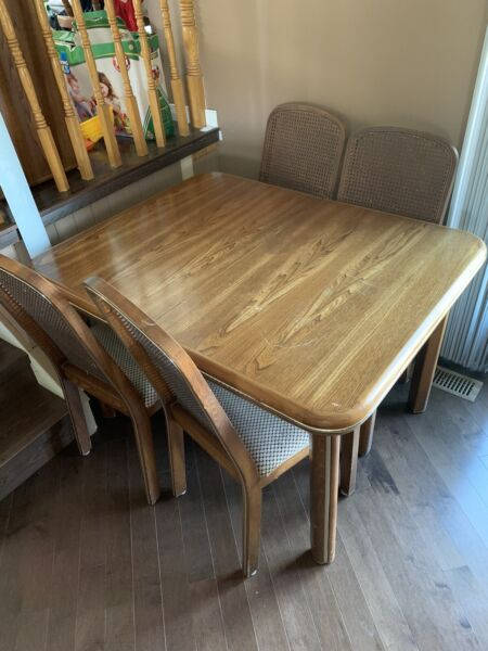 Dining room table and chairs | Dining Tables & Sets ...