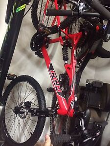 Supercycle and CCM Bicycles in like new condition