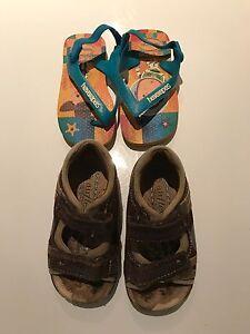 Boys sandals size 4 1/4 Bateman Melville Area Preview
