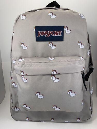 JanSport Superbreak Backpack Unicorn