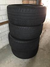 Tyres Dunlop Sport SP01 235/45R17 set of 4 Lane Cove North Lane Cove Area Preview