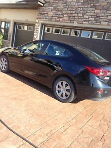 2016 Mazda 3 one year old lots of factory warranty  13900