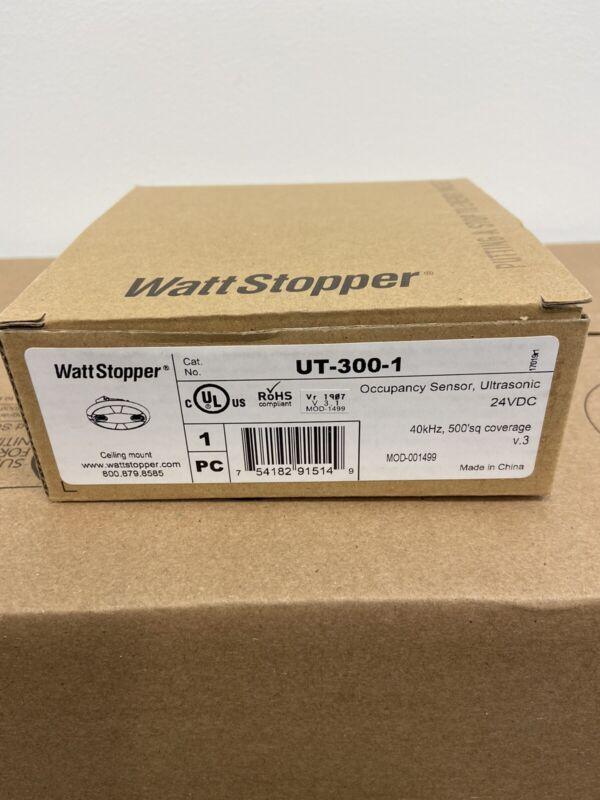 WattStopper Legrand UT-300-1 Occupancy Sensor Ultrasonic - UT-300