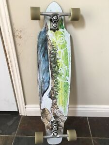 Sector 9 Cruising Board