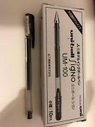 mitsubishi um-100 ball pen 10pack Franklin Gungahlin Area Preview