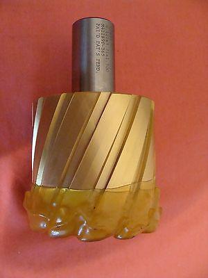 Nos Hougen Q5658 Custom Rotabroach Annular Cutter 4.996 X 4.71 X 1 Ticn