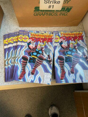 Thunderstrike 1  Thor Love & Thunder Movie.  Rare Case Find - 10 Copies