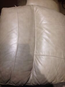 Reclining Leather couch and love seat set