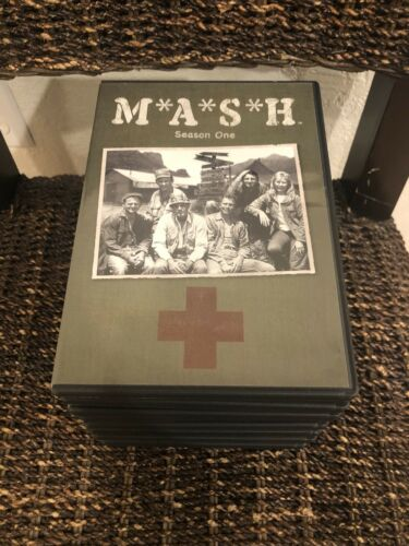 M*A*S*H The Complete TV Series 1-11 Collection 33 DVD .!!!