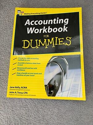 Accounting by Jane Kelly and John A. Tracy (2010, Paperback, Workbook) for sale  Shipping to South Africa