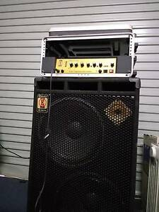 David Eden WT405 bass head $1500 Tempe Marrickville Area Preview