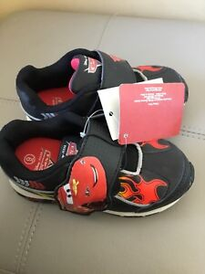 Size 9 Toddler Cars 3 shoes BNWT