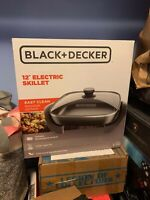 """Black and decker 12"""" electric skillet"""