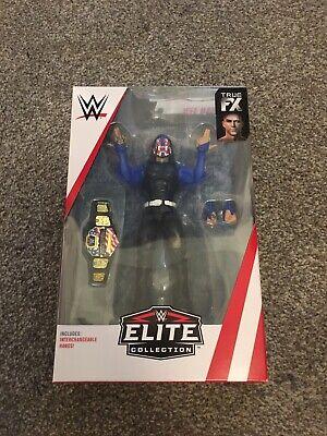 WWE JEFF HARDY ELITE SERIES 67 BOYS BOYZ WWF MATTEL WRESTLING CHASE VARIANT TNA