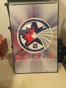Toronto 2000 NHL All Star Game Poster