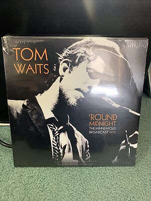 Tom Waits - Best Of 'Round Midnight Minneapolis Live 1975- VINYL SEALED