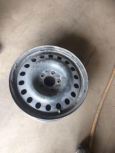 17x6.5 winter rims 5-41/2 bolt pattern