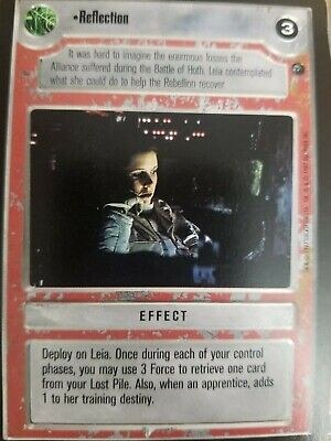 Star Wars CCG BB Limited Dagobah Away Put Your Weapon NrMint-MINT SWCCG