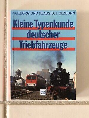 Holzborn, Ingeborg und Klaus D. Kleine Typenkunde deutscher - Holz Kunde