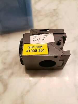 Nikon Eclipse Te Ts Microscope Fluorescence Filter Cube Cy5