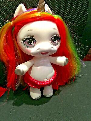 """Rainbow Poopsie Surprise Unicorn Doll 11 """"2018 MGA"""