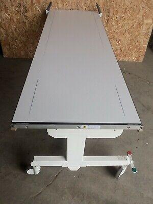 Quantum Qt-711 Radiographic Mobile Float-top Table X-ray Digital Imaging