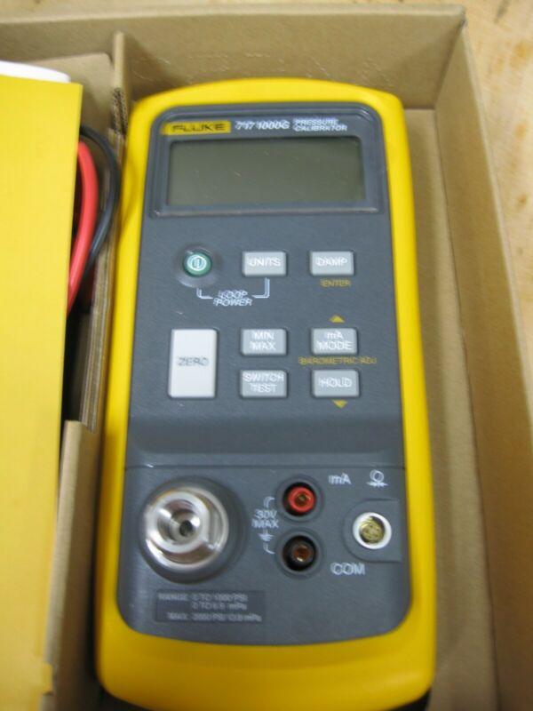 Fluke 717 1000G Pressure Calibrator