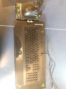 Gaming Mouse & Keyboard