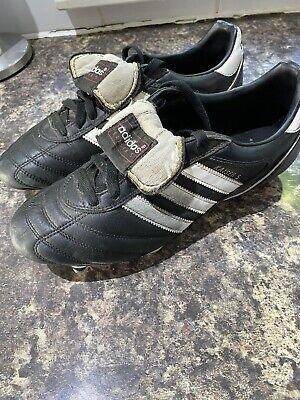 Adidas Kaiser 5 Football Boots Size 9 Great Condition!!!!!!!!!