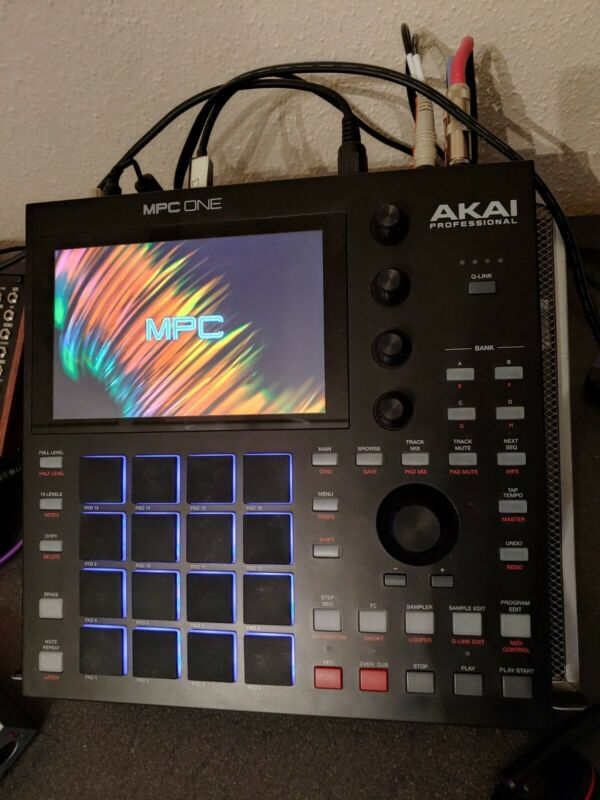 Akai Professional MPC One Standalone Sampler with 2 expansions