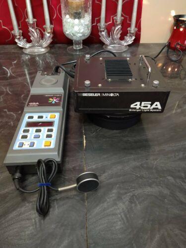 Beseler Minolta 45A Enlarger Light System Source - 120V 50/60Hz 720W Max