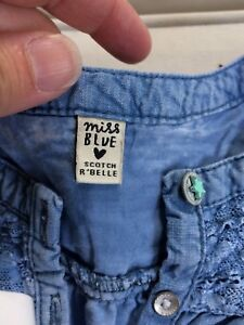 Robe jeans grandeur 10/12