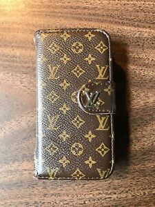 Louis Vuitton iPhone 5 cover