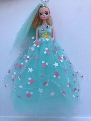 Wedding Veil Bridal Princess Gown Printed Dress 12