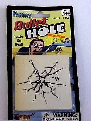 Trick Or Treat Jokes Halloween (Forum Costume Co Fake Bullet Hole Joke Prank Halloween Party Trick Or Treat)