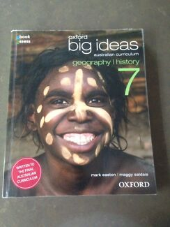 Oxford Big Ideas Geography/History obook & access Year 7 combo pack