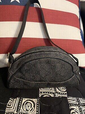 Vintage Gucci Monogram Hand Bag 100% Authentic